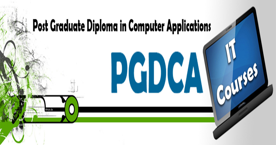 P.G. Diploma in Computer Applications